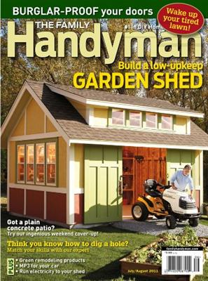 The Family Handyman Subscription
